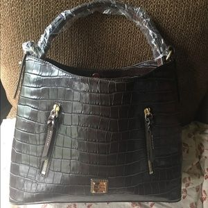 Brand new dooney and bourke Cooper Hobo bag